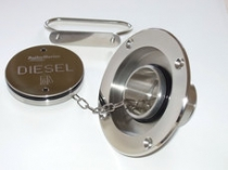 Fuel or water deck filler (best quality) by Bailey Marine